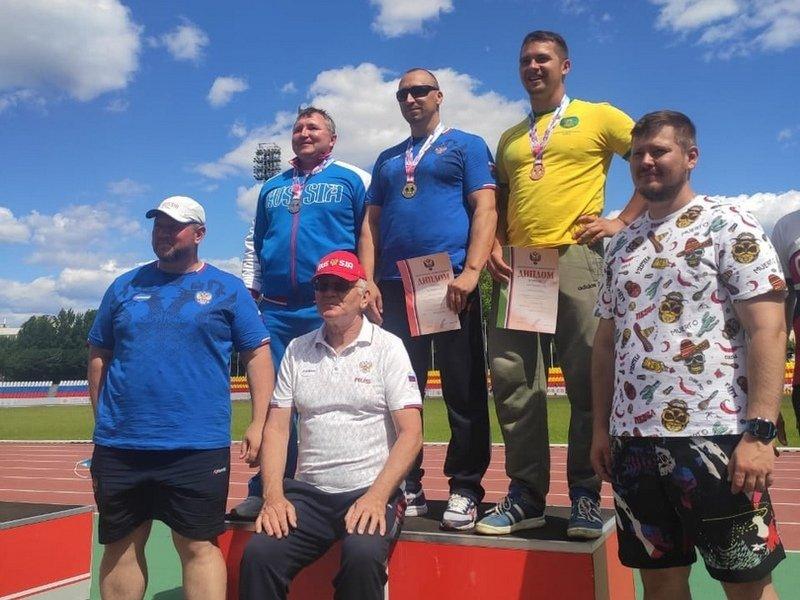 Брянский спортсмен выиграл чемпионат России и пробился на Паралимпиаду