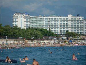 Отели Краснодарского края будут принимать только вакцинированных туристов