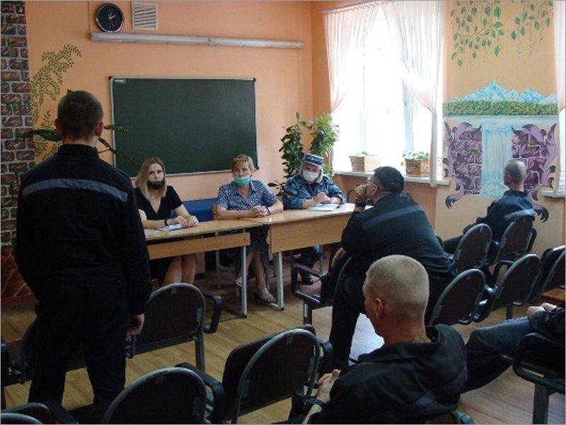Сидельцам суражской колонии-поселения №3 предложили работу