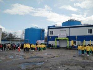 Свежепостроенные очистные подвели руководство ТнВ «Сыр Стародубский» под эко-штраф
