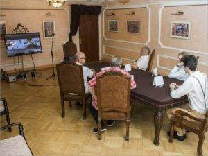 День дружбы и единения славян в Брянской области: «Славянское единство» по скайпу