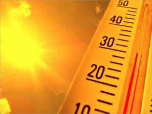 Второй за неделю температурный рекорд побит в Брянске