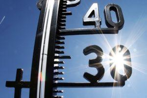 В Брянске  побит третий подряд рекорд июньской жары
