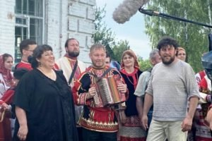 «Подари мне, милый, мину…»: в съёмках передачи «Играй, гармонь любимая!» поучаствовали более 200 брянских коллективов и исполнителей