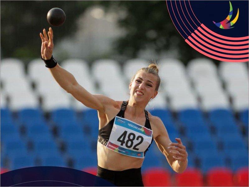 Брянская легкоатлетка Виктория Васейкина стала чемпионкой России