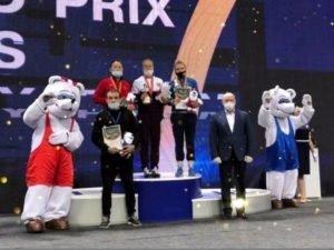Брянская спортсменка стала бронзовым призёром Гран-при Ивана Ярыгина
