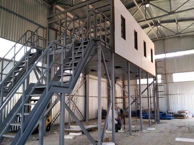 В Жуковке начался монтаж оборудования на мусоросортировочной станции