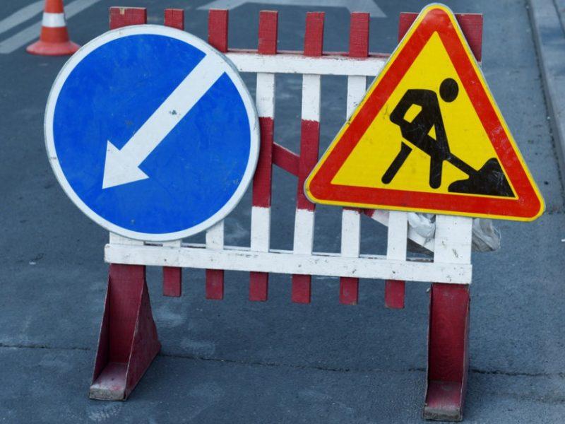 В Брянске из-за земляных работ перекроют улицы в Советском и Володарском районах
