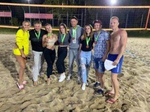 Брянские пары выиграли микст-турнир «Арбуз»