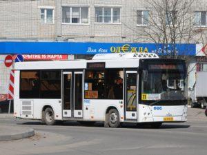 В Брянске скорректировали утреннее расписание автобуса №11 от бульвара Щорса