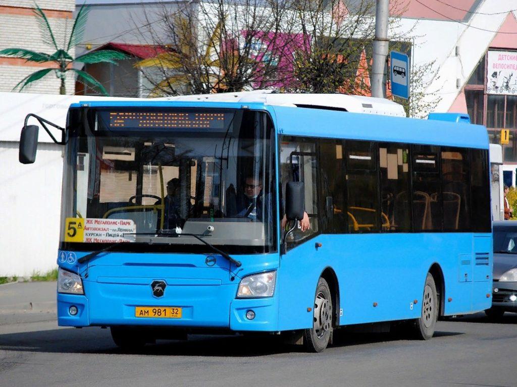 В Брянске скорректировали расписание автобуса №5А по будням