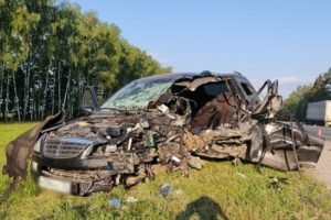 Брянск попал в топ-5 в ЦФО. По автомобилям, разбитым в «хлам»