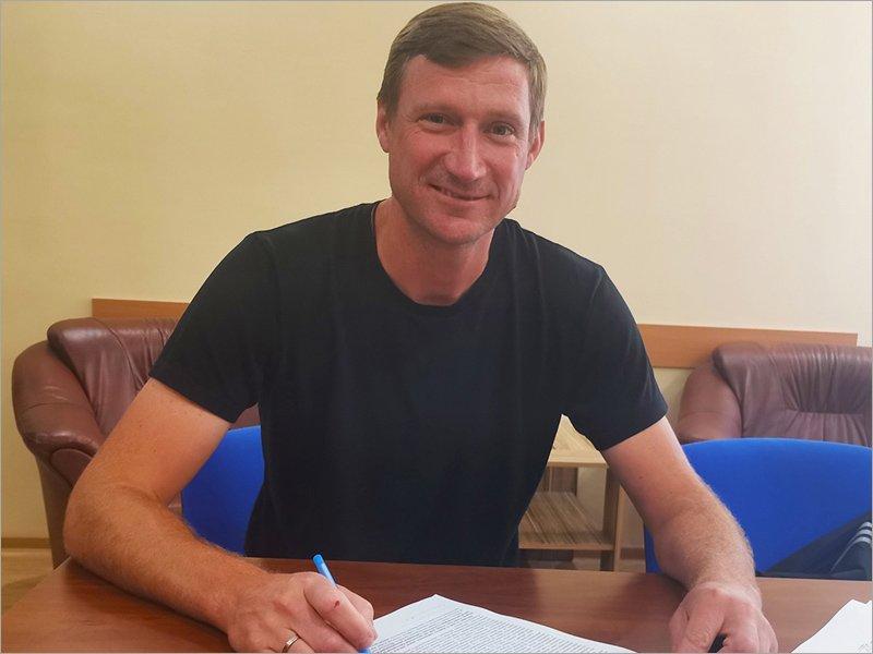 В брянское «Динамо» пришли новый старший тренер и новый администратор команды