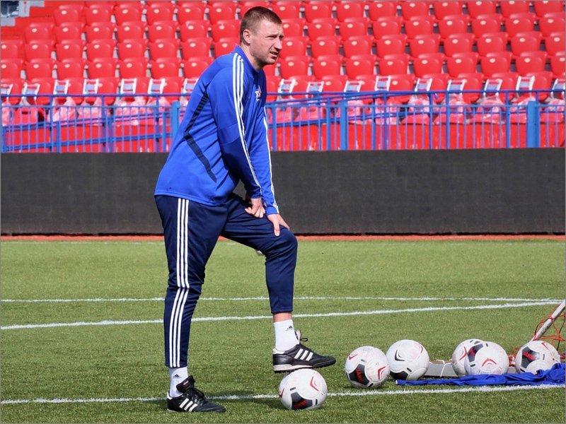 В Брянске есть всё для футбола – Димидко