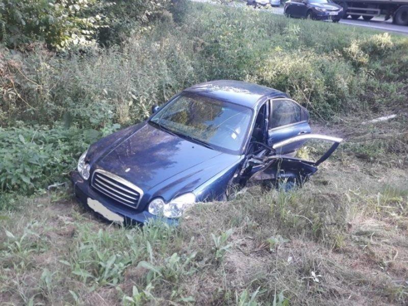 В ДТП под Унечей Брянской области пострадали трое, 80-летний водитель и пассажирка госпитализированы