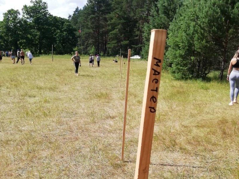 В Брянской области возрождены соревнования по метанию яиц