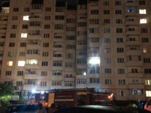 В многоэтажном доме в Брянске горела квартира. О пострадавших не сообщается