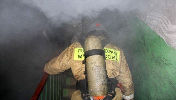 Обгоревший в белобережском пожаре мужчина скончался в больнице