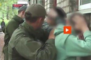 ФСБ провела облаву на молодых праворадикалов – последователей Максима «Тесака» Марцинкевича. Есть задержанные и в Брянске (ВИДЕО)