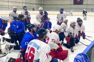 Хоккейный «Брянск» сформировал команду и начал подготовку к сезону