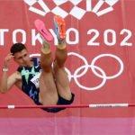 Илья Иванюк остался только девятым в олимпийском финале в прыжках в высоту