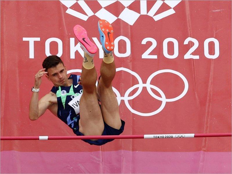 Илья Иванюк вышел в финал Олимпиады в Токио