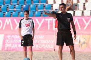 «Бессмертная» Иветта Акулова привела брянских пляжниц на пятое место чемпионата России