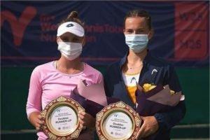 Брянская теннисистка добралась до финала турнира в Казахстане