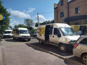 Оперативники УФСБ оставили брянский маршрут №28 без части водителей