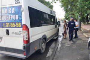 В брянских маршрутках не нашли пассажиров без масок
