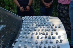В Брянске задержали «дёрганых» наркозакладчиков-гастролеров с 250 г героина