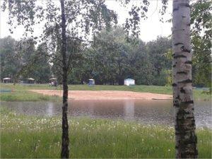 В Новозыбкове мужчина утонул на городском пляже