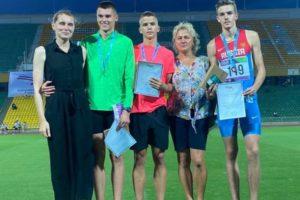 Двое брянских легкоатлетов стали кандидатами на поездку на Всемирную Гимназиаду