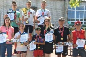 Карачевские спортсмены выиграли чемпионат Брянской области по полиатлону