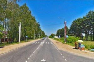 Брянский штаб ОНФ предлагает расширить дорогу у Антоновского кладбища