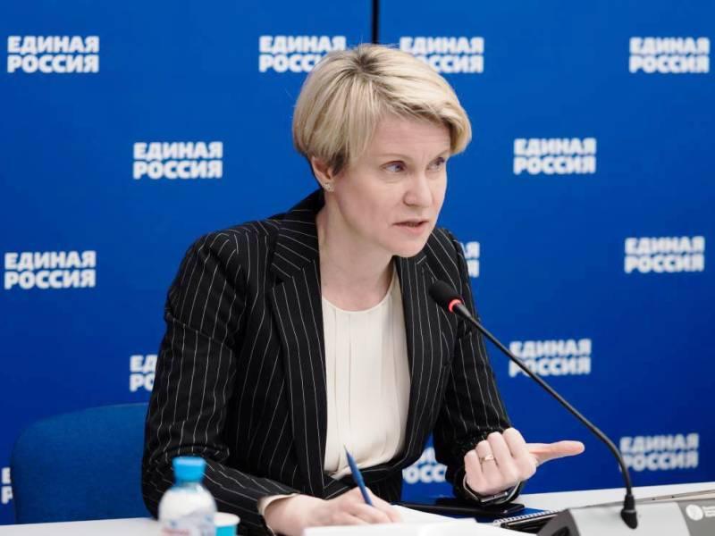 Российская система образования должна раскрывать потенциал каждого ребёнка – Елена Шмелёва