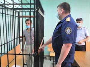 В Карачеве задержан мужчина, сломавший шею собутыльнику