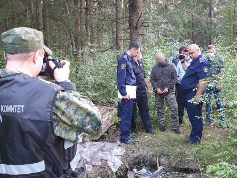 В лесу под Брянском найдена жертва северокавказских «охотников за головами»