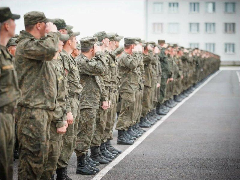 Российских военных-контрактников обязали тестироваться на наркотики