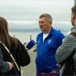 Во Владивостоке стартовал первый этап 120-километрового экозаплыва