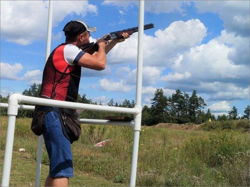 Александр Лубяный выиграл Кубок Брянской области по стендовой стрельбе