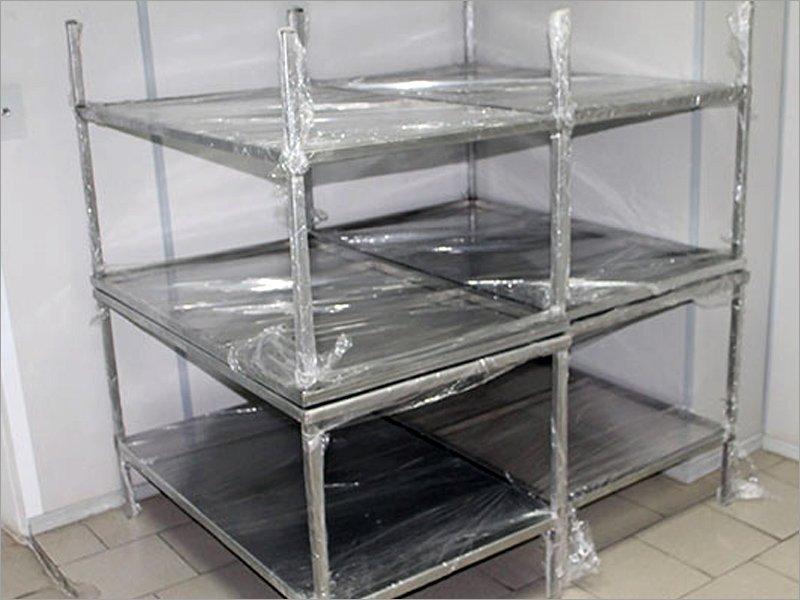 В брянской колонии строгого режима изготовлены столы для станции переливания крови