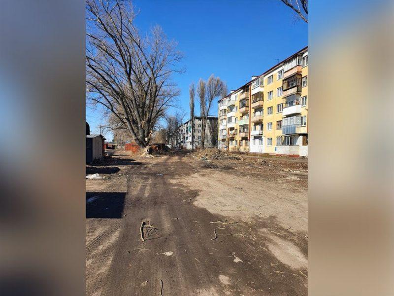 Брянские власти начали приёмку дорог-2021. С улицы Володарского