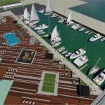 На расчищенном участке Десны в Брянске будет организован яхт-клуб