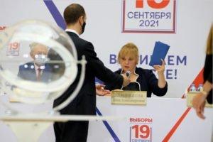 В ЦИК прошла жеребьёвка порядка размещения партий в бюллетенях на выборах в Госдуму
