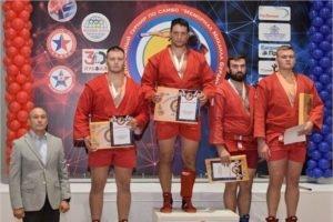 Брянский самбист Артём Осипенко одержал победу на Мемориале Бурдикова