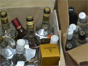 В Трубчевске отправлены под суд торговцы водкой и сигаретами