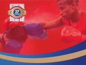 Брянская федерация бокса поздравила всех с Международным Днём бокса