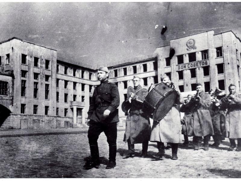 Со дня образования Брянского фронта исполнилось 80 лет