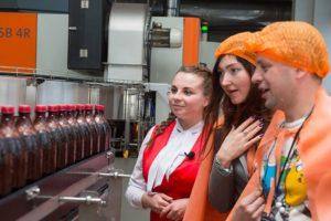 Завод «Брянскпиво»: экскурсия в мир натуральных безалкогольных напитков